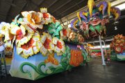 The Mardi Gras World Experience