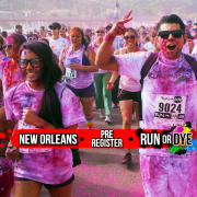 'Run or Dye' Headed to New Orleans
