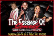 The Essence of Comedy, July 4 & 5