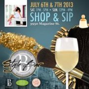 Essence Festival Style Bar Shop & Sip, July 6 & 7