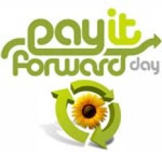 International Pay it Forward Day