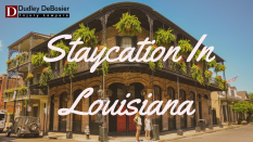 You Need A Staycation